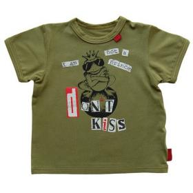 667 T-SHIRT DON'T KISS
