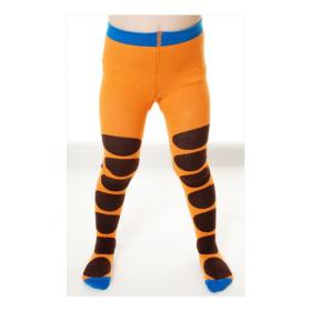 DUNS STRUMPFHOSE ORANGE