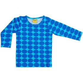DUNS SHIRT DOTS BLUE
