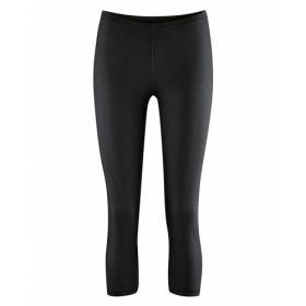 HEMPAGE LEGGINGS BLACK 7/8