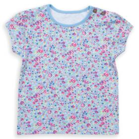 *KITE BABY T-SHIRT FLOWERS
