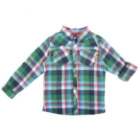*FRUGI FLANNEL HEMD CHECK
