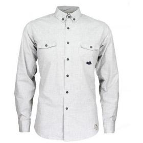BLEED MENS MOUNTAIN MELANGE SHIRT