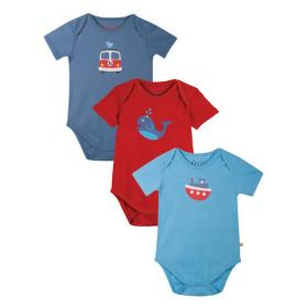 *FRUGI BABY BODY SET BOOT