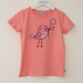 *ENFANT TERRIBLE T-SHIRT SPATZ