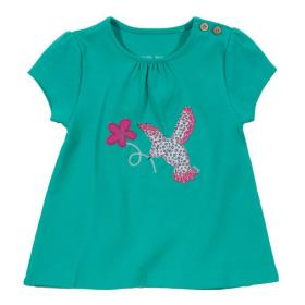 *KITE BABY TUNIKA FLORAL BIRD
