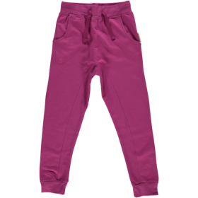 MAXOMORRA BAGGY PANTS PURPLE