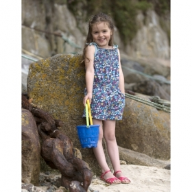 FRUGI EDEN DRESS DITSY