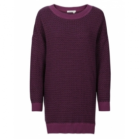 RECOLUTION STRICKPULLI DRESS