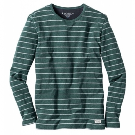 RECOLUTION MENS LONGSLEEVE STRIPES