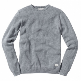 RECOLUTION STRICKPULLI CREW NECK