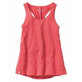RECOLUTION TWISTED TANK TOP CORAL
