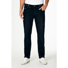 KUYICHI JEANS NICK STRAIGHT WORN IN BL..