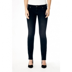 KUYICHI JEANS LISA WORN IN BLACK
