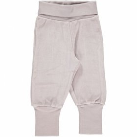 MAXOMORRA BABY VELOURS HOSE GREY
