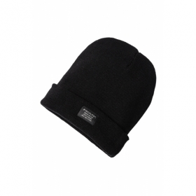 RECOLUTION KNIT BEANIE CLASSIC BLACK