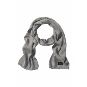 RECOLUTION KNIT SCARF CLASSIC GREY