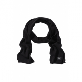 RECOLUTION KNIT SCARF CLASSIC BLACK
