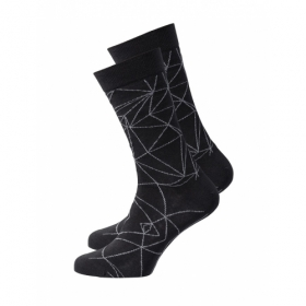 RECOLUTION SOCKEN #CRYSTAL BLACK