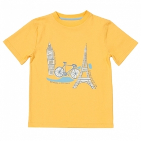 *KITE KIDS T-SHIRT LONDON TO PARIS