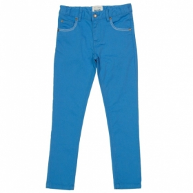 *KITE KIDS GIRLS SLIM JEANS BLAU