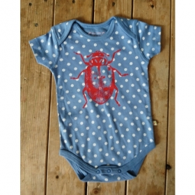 FRUGI BABY BODY KÄFER