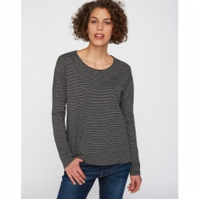 RECOLUTION LONGSLEEVE CASUAL STRIPES