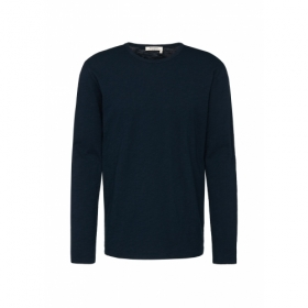 RECOLUTION HEAVY LONGSLEEVE BASIC NAVY