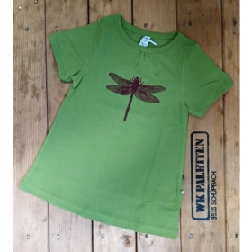 *MAXOMORRA MEITLI T-SHIRT APPLE GREEN