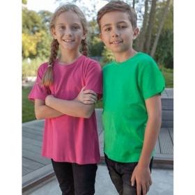 NEUTRAL KIDS T-SHIRT PINK