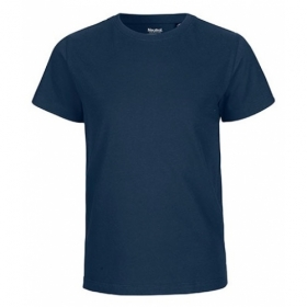 *NEUTRAL KIDS T-SHIRT NAVY