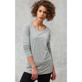 RECOLUTION LONGSLEEVE BASIC GREY
