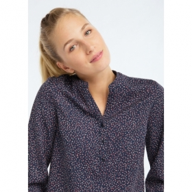 RECOLUTION LYOCELL BLUSE #CITYLIGHTS