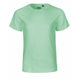 *NEUTRAL KIDS T-SHIRT DUSTY MINT