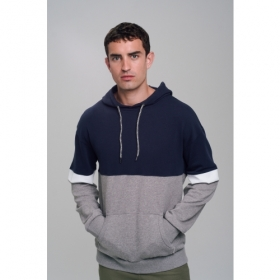 RECOLUTION BASIC HOODY #BLOCK