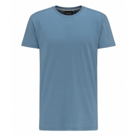RECOLUTION BASIC T-SHIRT BLUE HEAVEN