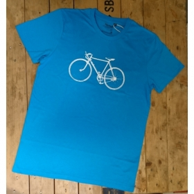 *NEUTRAL T-SHIRT SAPHIR VELO