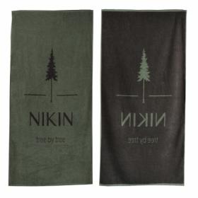 NIKIN TREE-TOWEL BEACH OLIVE