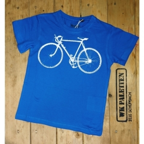 *NEUTRAL KIDS T-SHIRT ROYAL VELO