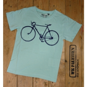 *NEUTRAL KIDS T-SHIRT DUSTY MINT VELO