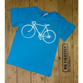 *NEUTRAL KIDS T-SHIRT SAPHIR VELO
