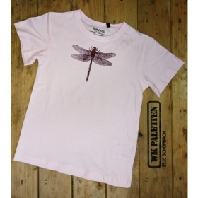*NEUTRAL KIDS T-SHIRT ROSA LIBELLE
