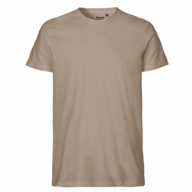 *NEUTRAL MENS FIT T-SHIRT SAND
