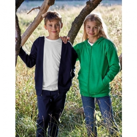 *NEUTRAL KIDS KAPUZENJACKE NAVY