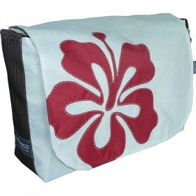 CANVASCO URBAN BAG L FLOWER