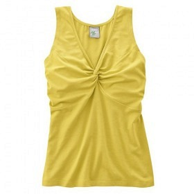 HEMPAGE TANK TOP NORMA-JEAN CURRY
