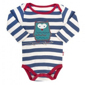*KITE BABY BODY EULE NAVY