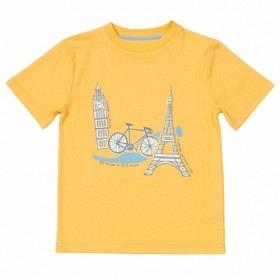 *KITE KIDS T-SHIRT LONDON TO PARIS