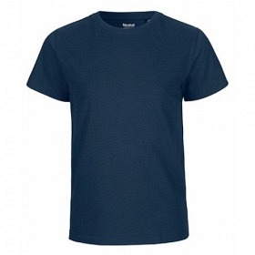 NEUTRAL KIDS T-SHIRT NAVY