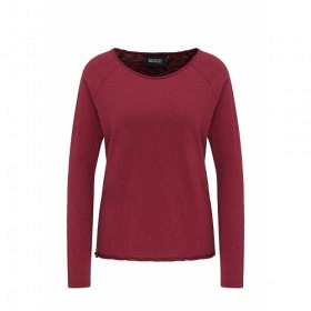 RECOLUTION HEAVY LONGSLEEVE RED